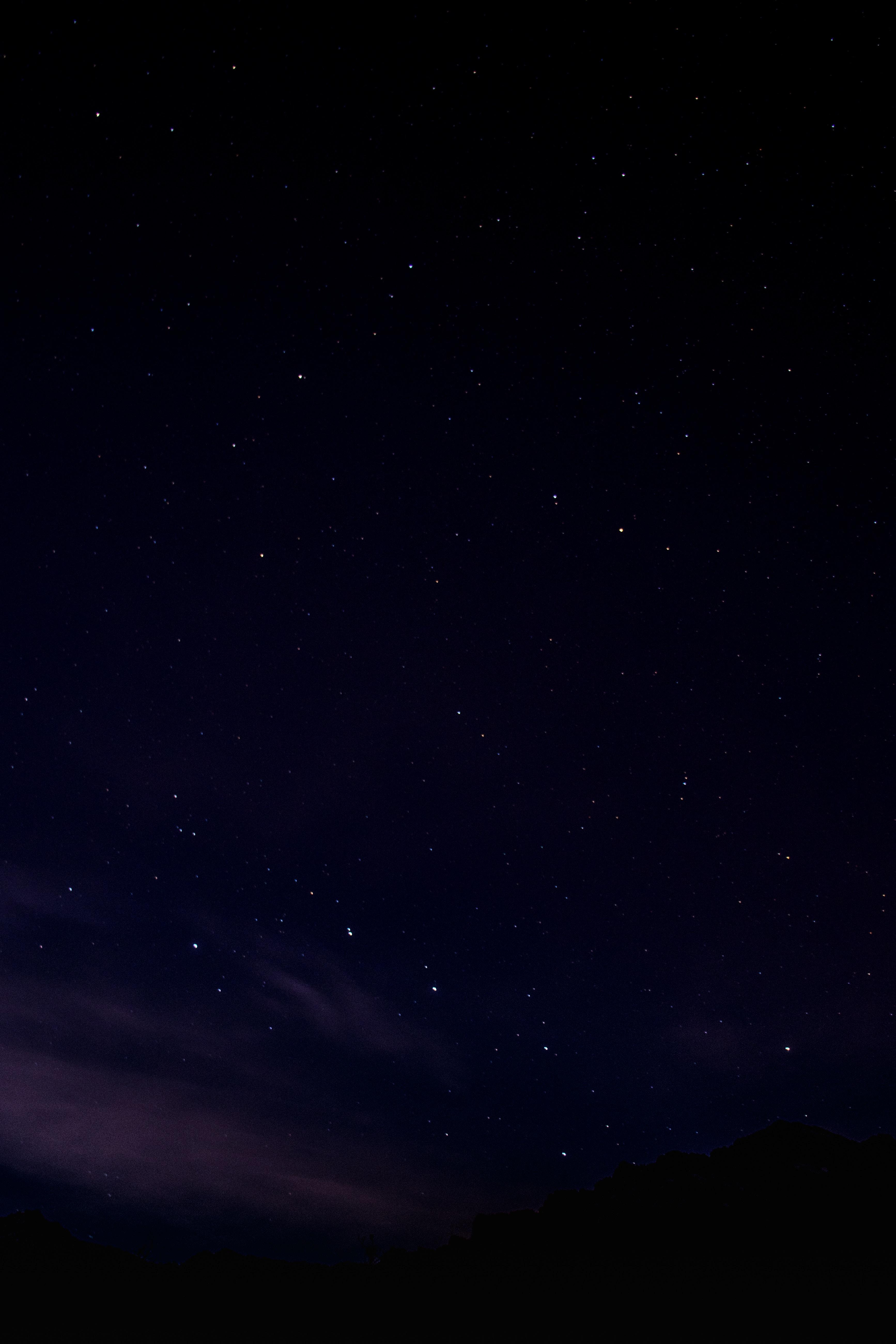 52162 скачать обои Звездное Небо, Космос, Ночь, Блеск, Темнота - заставки и картинки бесплатно