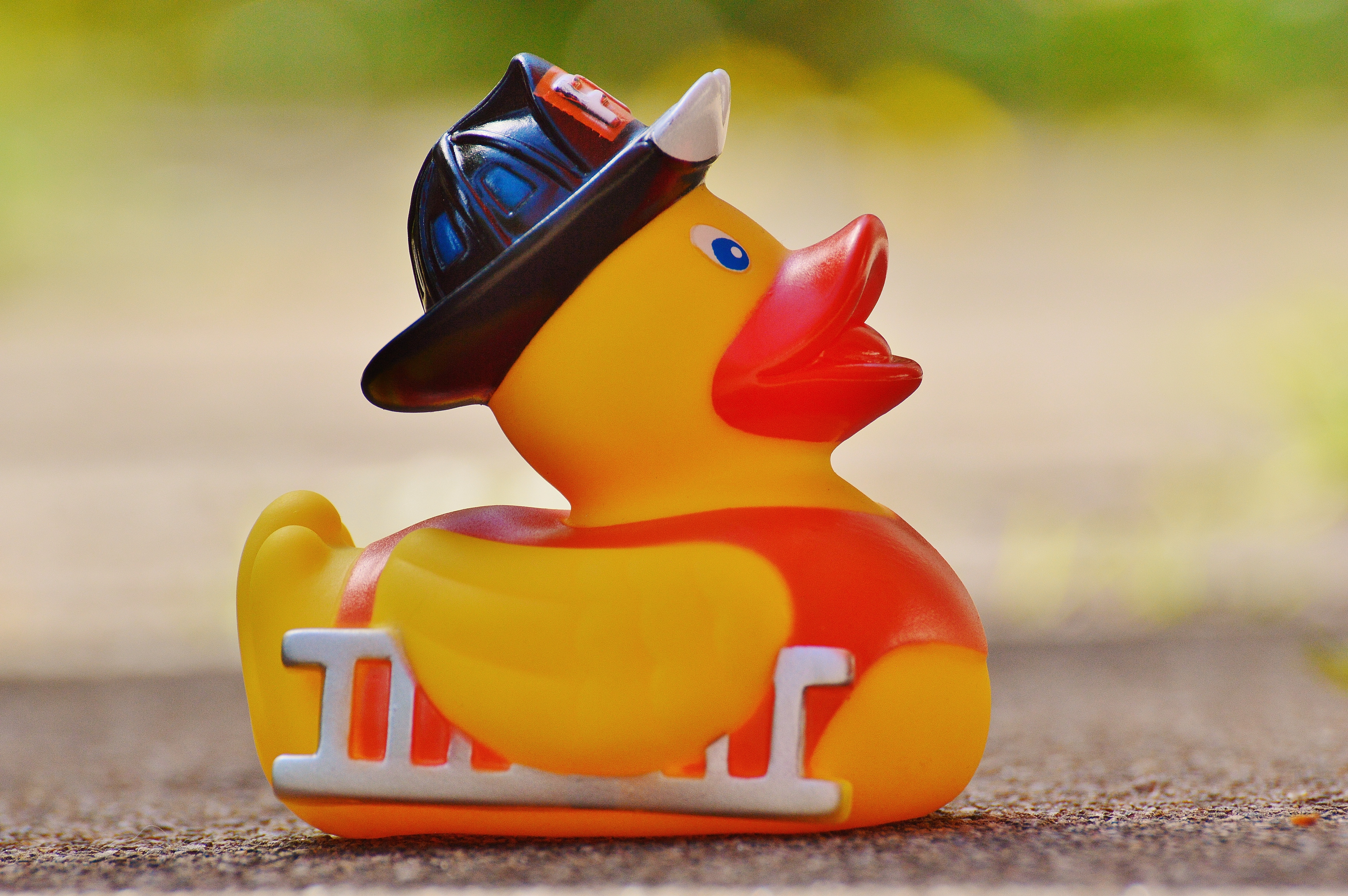 117683 download wallpaper Miscellanea, Miscellaneous, Toy, Duck, Rubber Duck screensavers and pictures for free