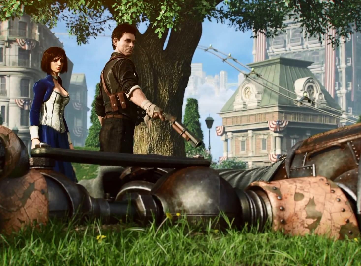 20231 télécharger le fond d'écran Jeux, Bioshock - économiseurs d'écran et images gratuitement