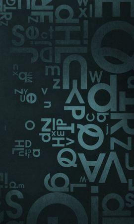 74893 baixar papel de parede Texturas, Textura, Fundo, Superfície, Escuro, Letras, Cartas - protetores de tela e imagens gratuitamente