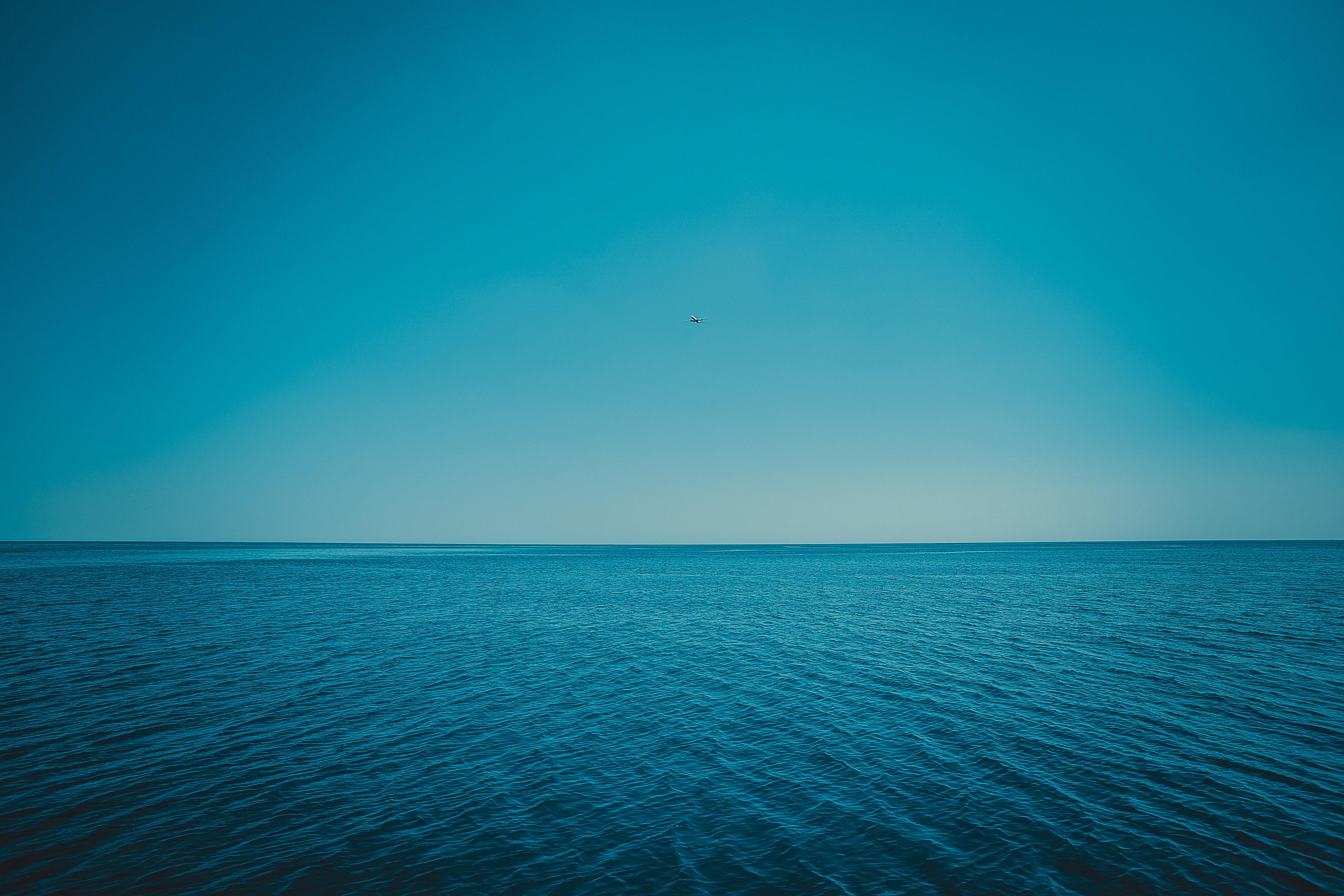 77794 скачать обои Природа, Море, Горизонт, Небо - заставки и картинки бесплатно
