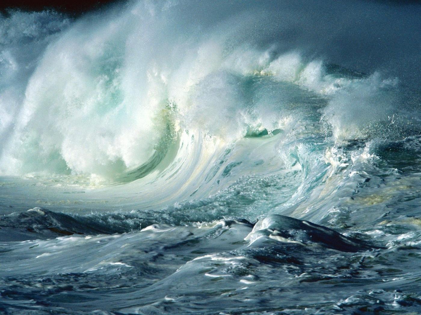 23863 скачать обои Пейзаж, Море, Волны - заставки и картинки бесплатно
