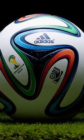 100196壁紙のダウンロードスポーツ, ブラズーカ, ブラズカ, 2014年, 2014, ワールドカップ, アディダス, 玉, 球, サッカー-スクリーンセーバーと写真を無料で