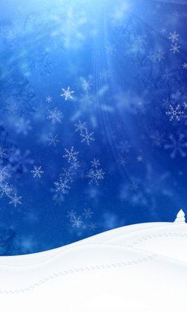 1765 télécharger le fond d'écran Hiver, Contexte, Nouvelle Année, Neige, Noël - économiseurs d'écran et images gratuitement