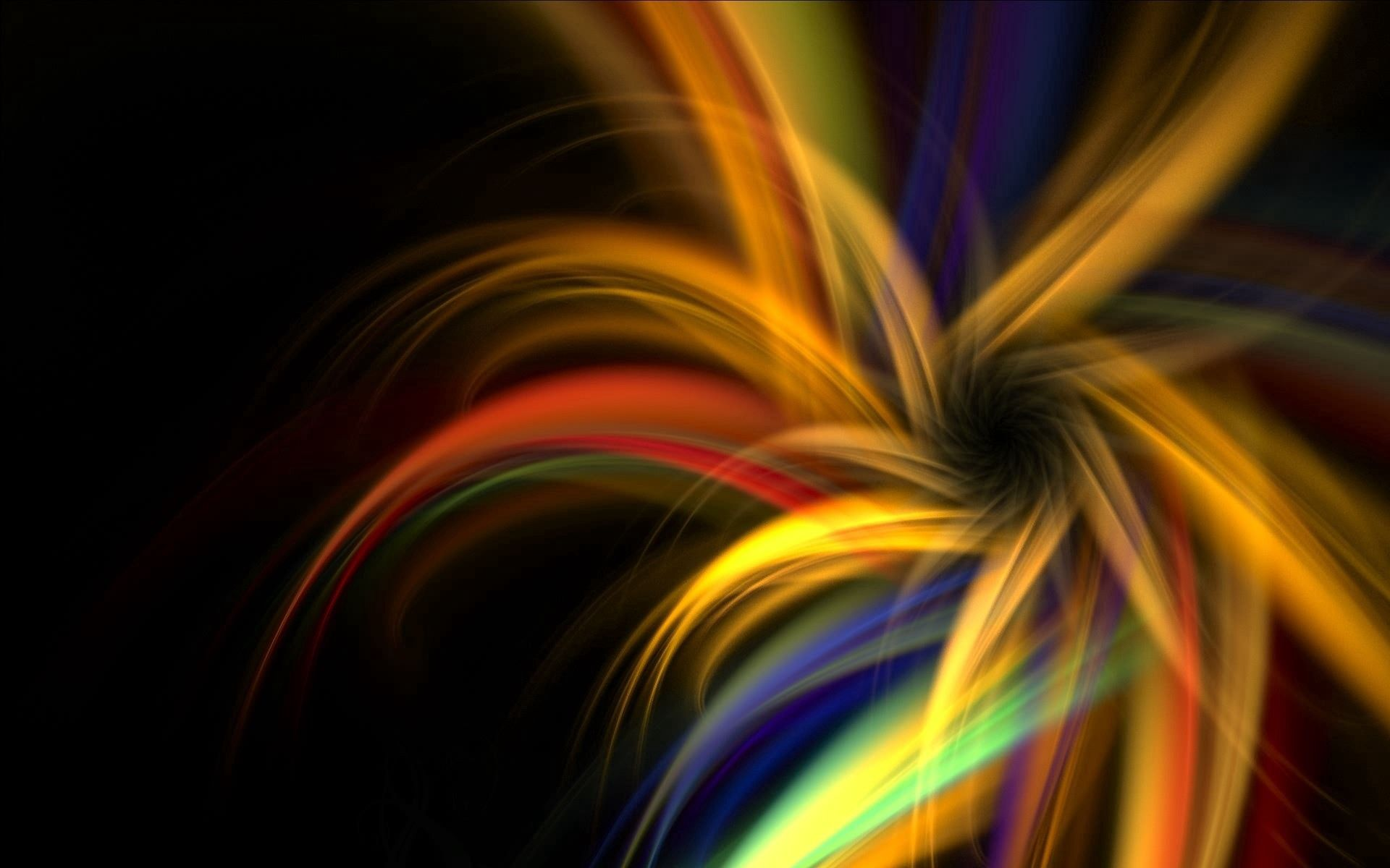 50841 download wallpaper Abstract, Flower, Form, Painting, Drawing, Paints, Smoke screensavers and pictures for free