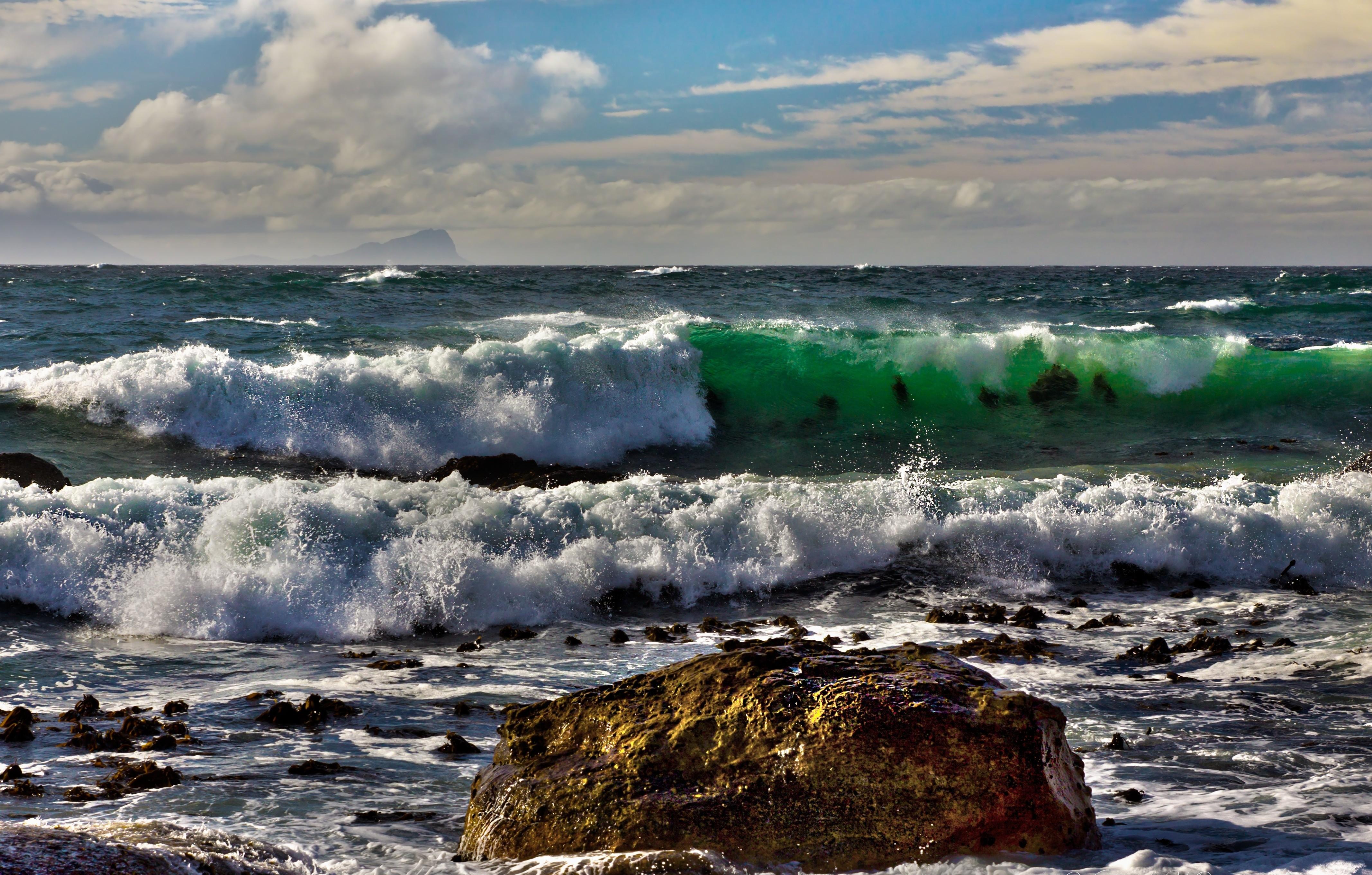89928 Заставки и Обои Волны на телефон. Скачать Природа, Море, Волны, Пейзаж картинки бесплатно
