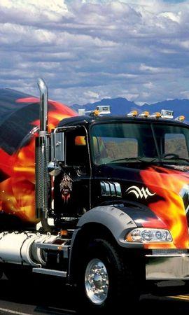 24670 descargar fondo de pantalla Transporte, Automóvil, Camiones: protectores de pantalla e imágenes gratis