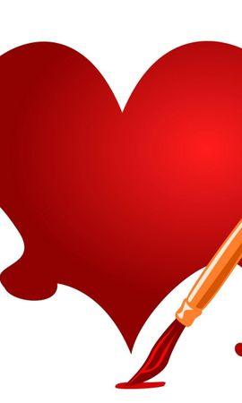 7833 descargar fondo de pantalla Vacaciones, Corazones, Amor, Día De San Valentín, Imágenes: protectores de pantalla e imágenes gratis