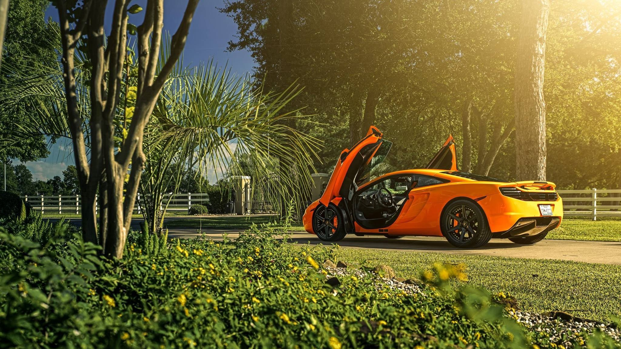78376 free wallpaper 2160x3840 for phone, download images Supercar, Mclaren, Cars, Side View, Mp4-12C 2160x3840 for mobile