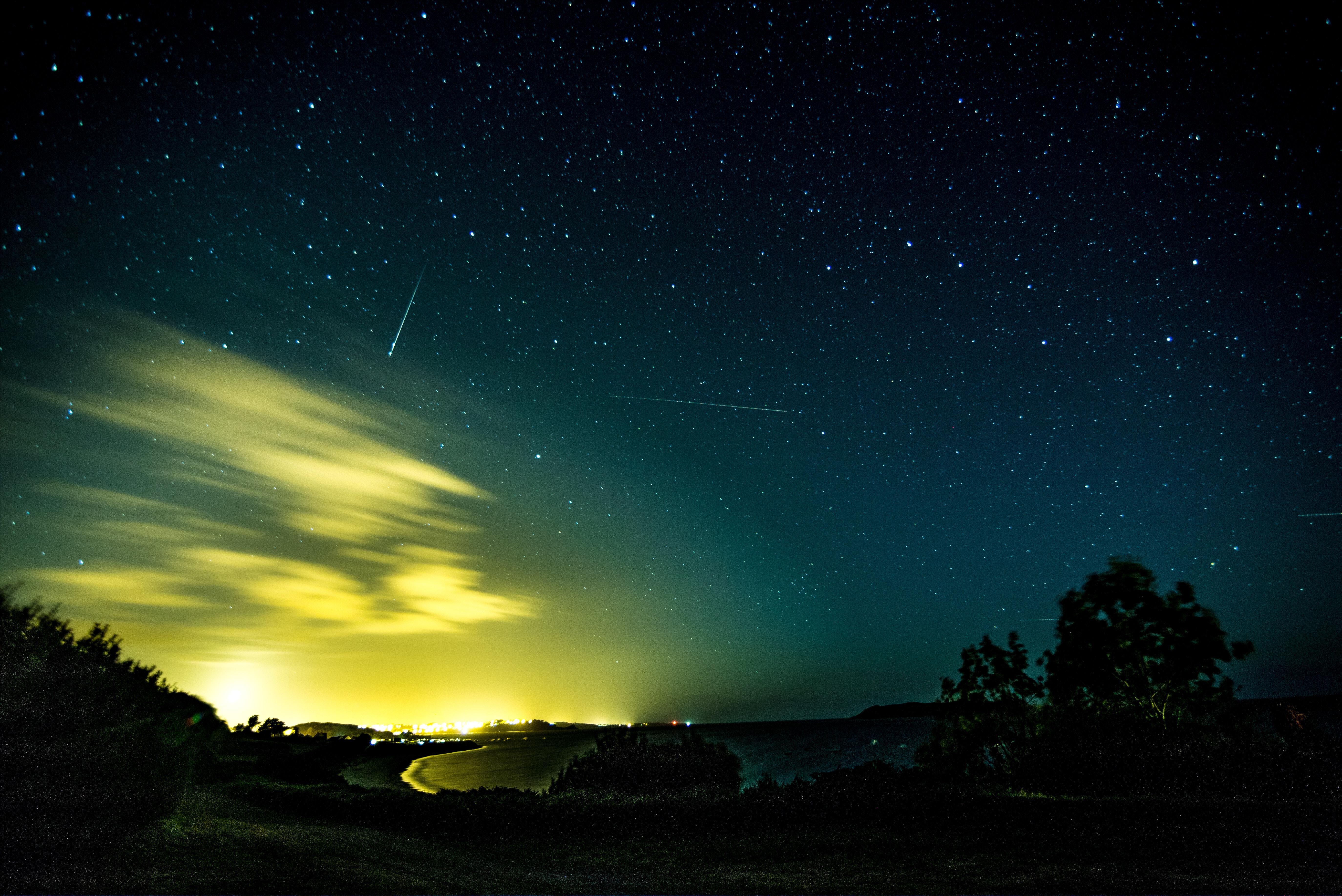 139227 скачать обои Природа, Ночь, Звездное Небо, Северное Сияние, Аврора, Ночной Небо - заставки и картинки бесплатно