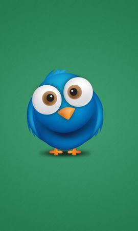 21855 télécharger le fond d'écran Marques, Oiseaux, Contexte, Dessins - économiseurs d'écran et images gratuitement
