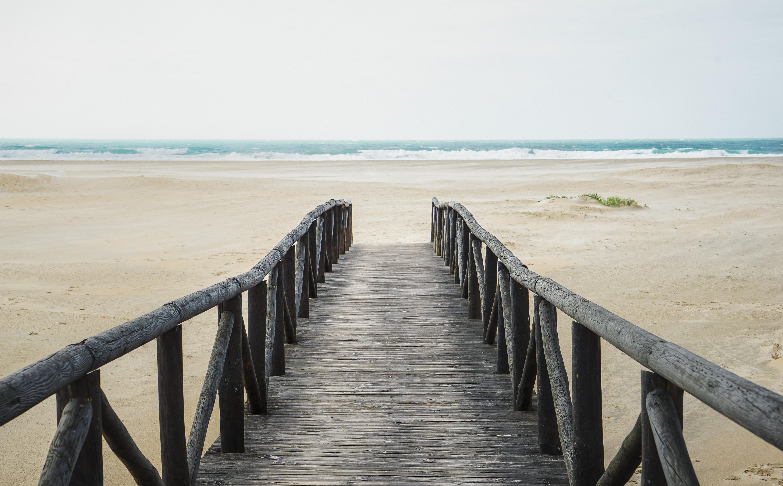 95870 descargar fondo de pantalla Naturaleza, Mar, Playa, Arena, Orilla, Banco, Muelle: protectores de pantalla e imágenes gratis
