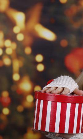 45250 descargar fondo de pantalla Vacaciones, Personas, Chicas, Año Nuevo: protectores de pantalla e imágenes gratis