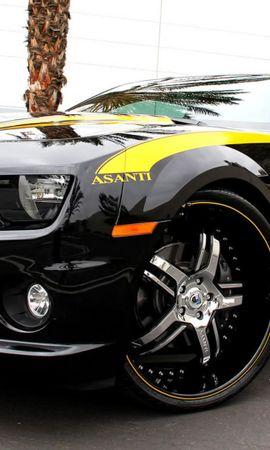 122412 économiseurs d'écran et fonds d'écran Chevrolet sur votre téléphone. Téléchargez Voitures, Camaro, Chevrolet, Tuning, Asanti images gratuitement