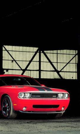 33780 скачать обои Транспорт, Машины, Dodge Challenger - заставки и картинки бесплатно
