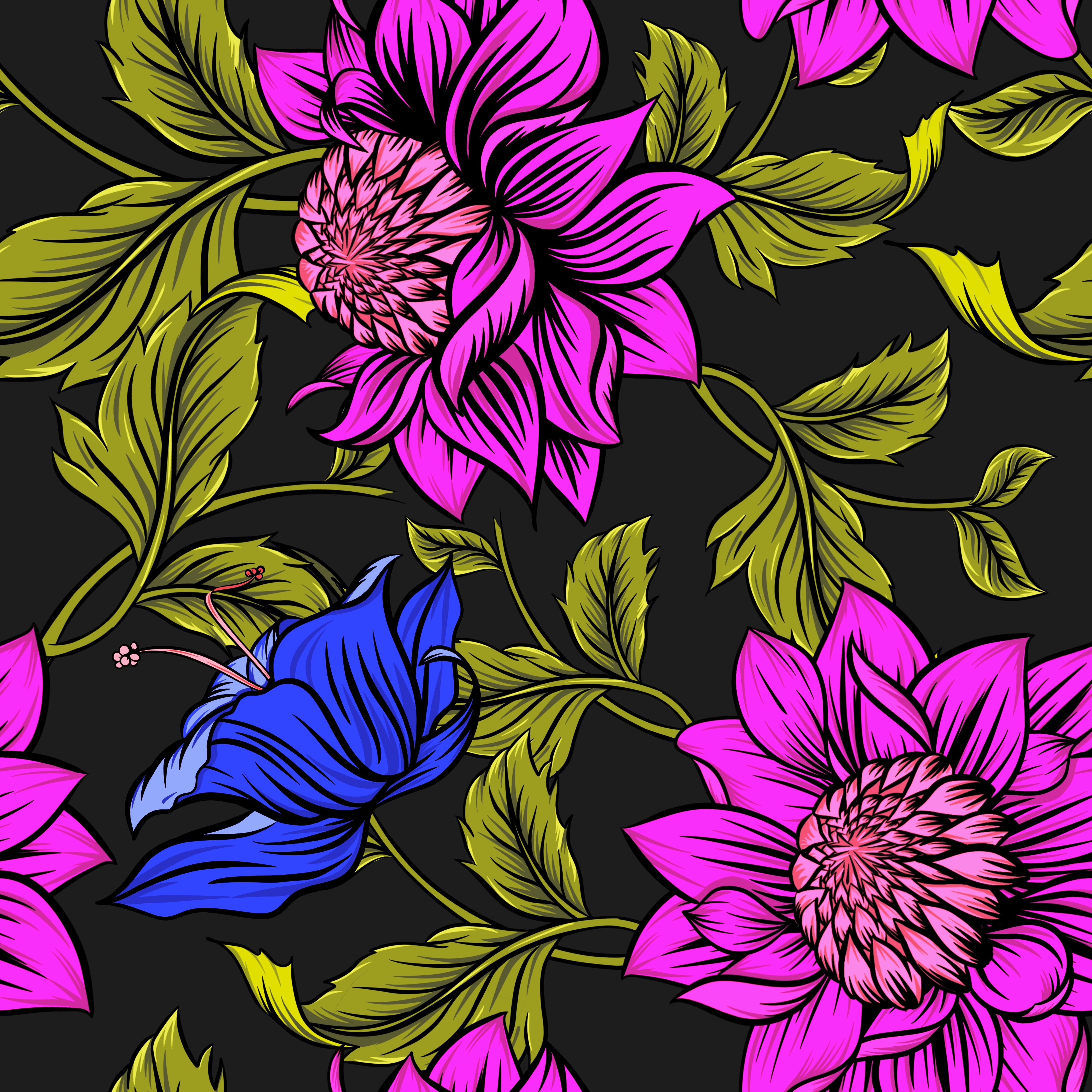 108291 Screensavers and Wallpapers Petals for phone. Download Flowers, Texture, Leaves, Patterns, Bright, Multicolored, Motley, Petals, Textures pictures for free