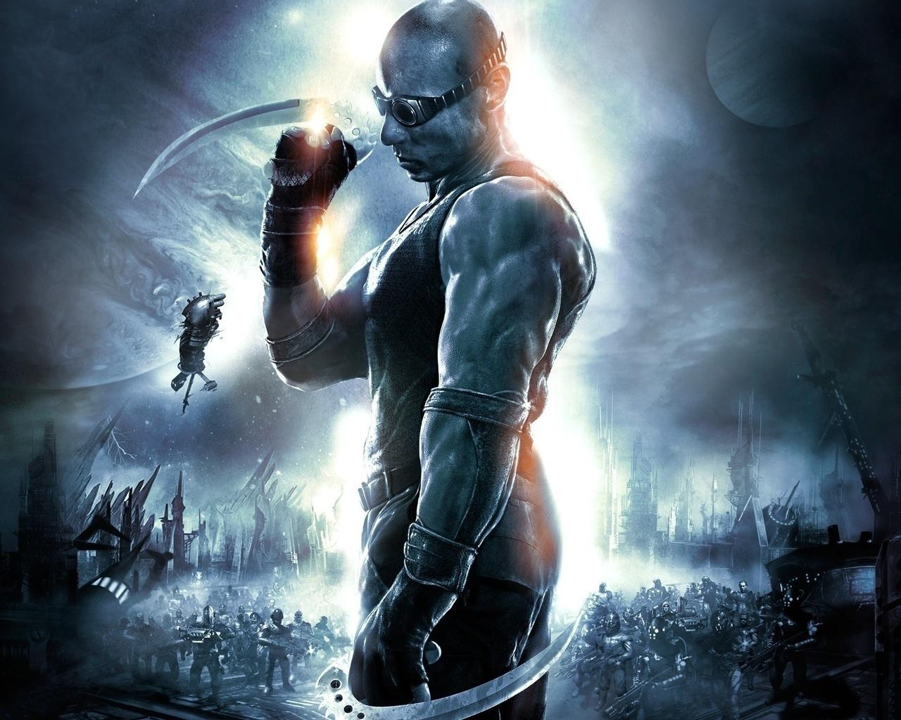 44279 скачать обои Кино, Люди, Вин Дизель (Vin Diesel) - заставки и картинки бесплатно