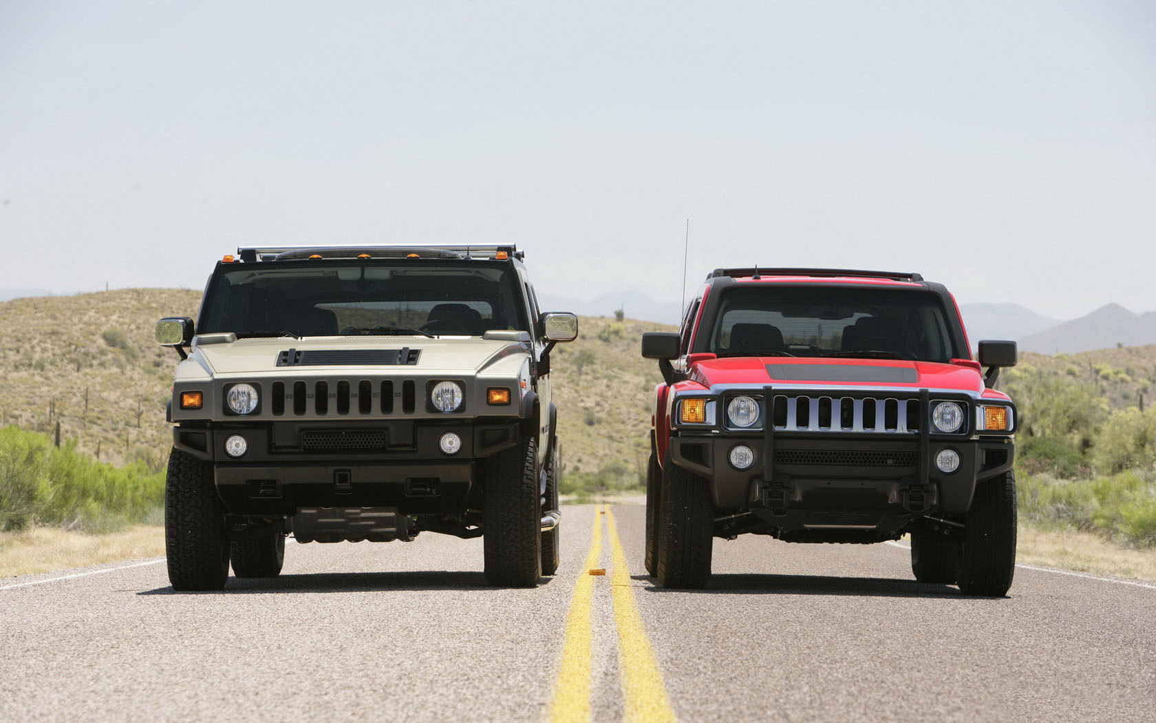 9976 скачать обои Транспорт, Машины, Хаммер (Hummer) - заставки и картинки бесплатно