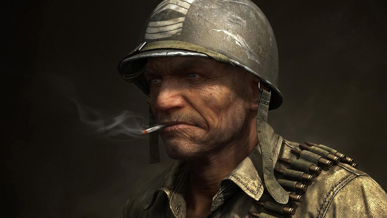 29825 Hintergrundbild herunterladen Spiele, Männer, Soldiers - Bildschirmschoner und Bilder kostenlos