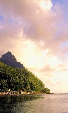 30362 скачать обои Пейзаж, Горы, Море - заставки и картинки бесплатно