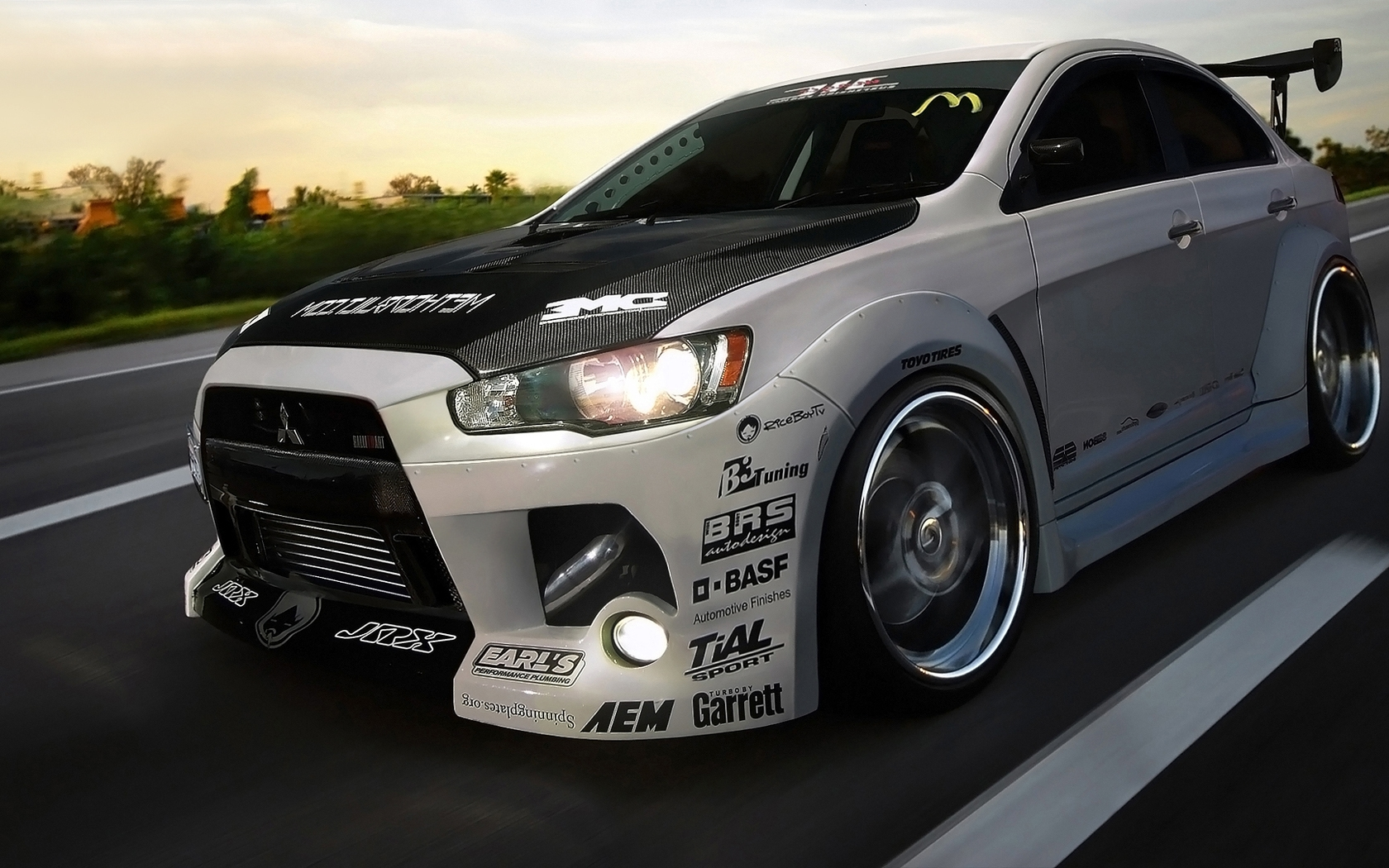 47438 download wallpaper Transport, Auto, Mitsubishi screensavers and pictures for free