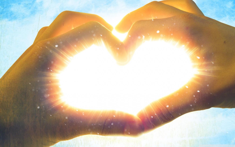 21039 скачать обои Праздники, Сердца, Солнце, Любовь, День Святого Валентина (Valentine's Day) - заставки и картинки бесплатно