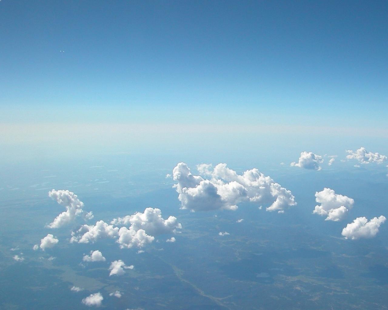 12855 скачать обои Пейзаж, Небо, Облака - заставки и картинки бесплатно