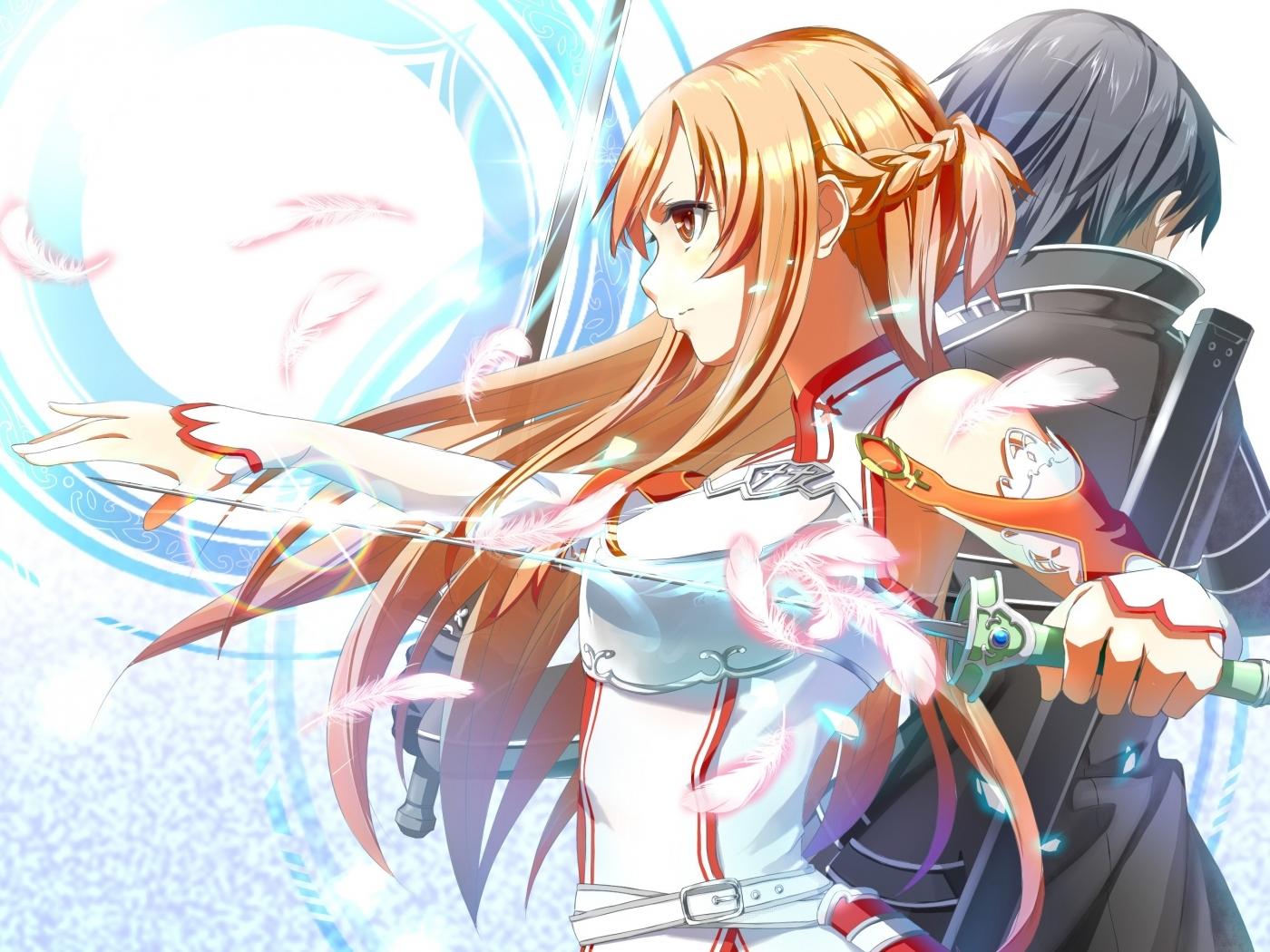39448 скачать обои Аниме, Девушки, Мастера Меча Онлайн (Sword Art Online) - заставки и картинки бесплатно