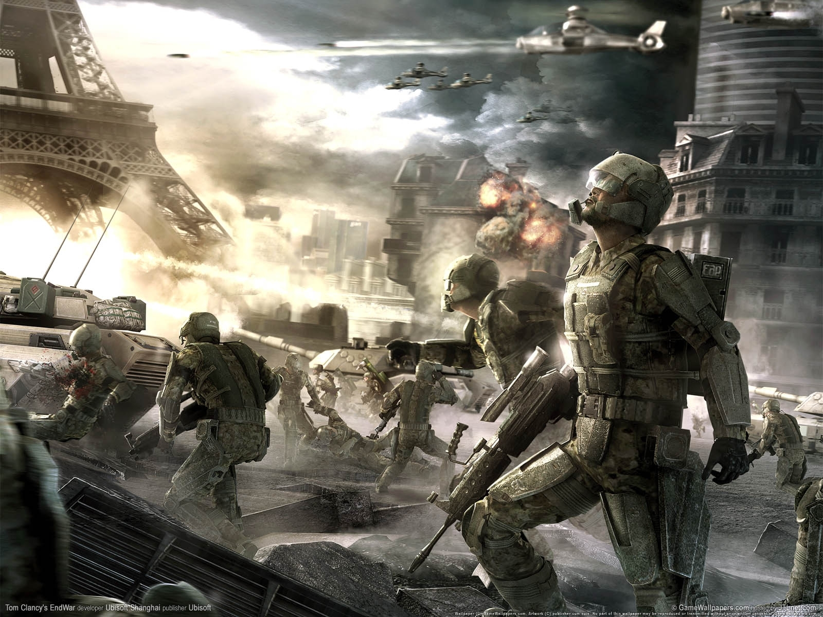2701 download wallpaper Games, Splinter Cell screensavers and pictures for free