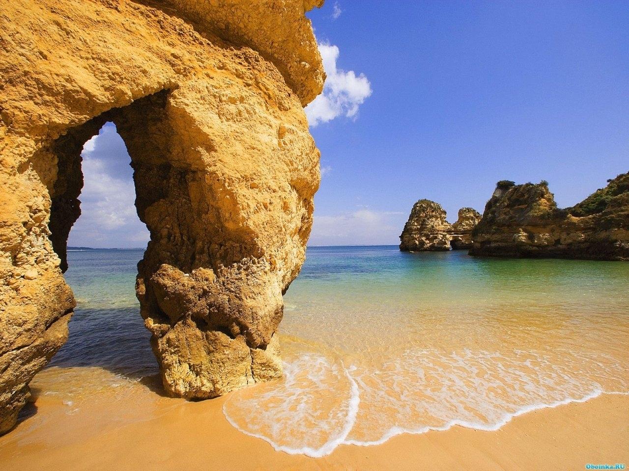 4713 скачать обои Пейзаж, Камни, Море, Пляж - заставки и картинки бесплатно