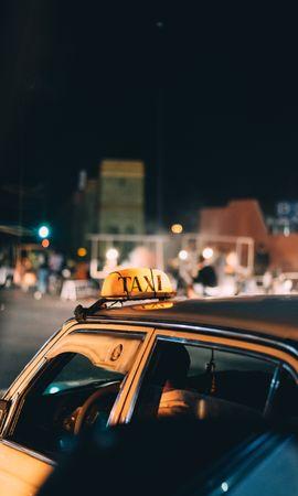 122049 descargar fondo de pantalla Coches, Taxi, Automóvil, Urbano, Transporte: protectores de pantalla e imágenes gratis