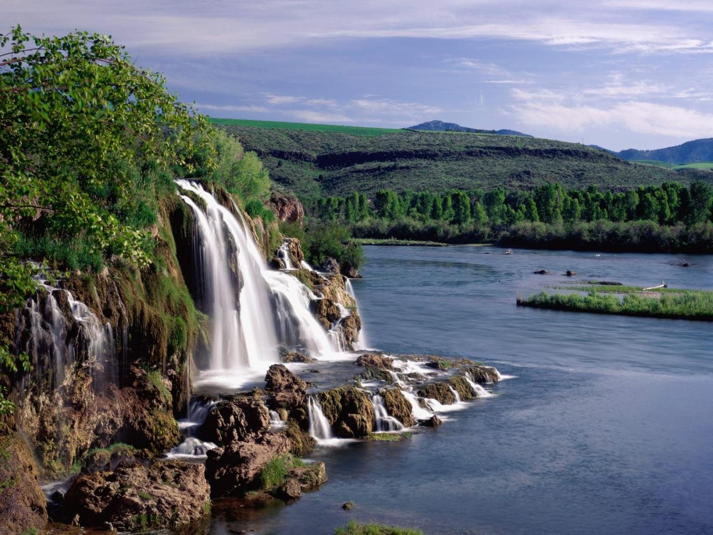 50323 Заставки и Обои Озера на телефон. Скачать Природа, Водопады, Пейзаж, Озера картинки бесплатно