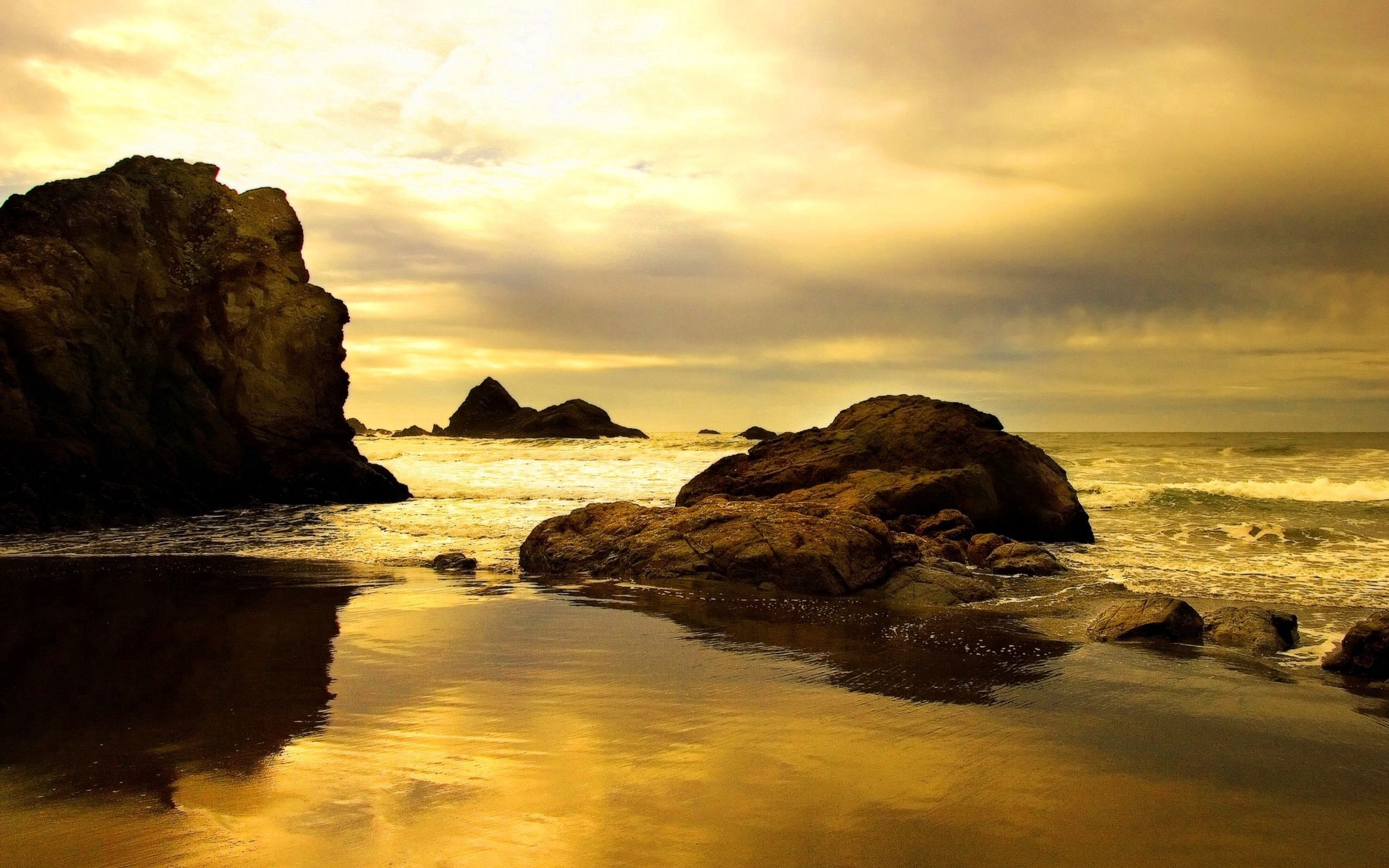 51967 download wallpaper Nature, Sea, Surf, Stones, Shore, Bank screensavers and pictures for free