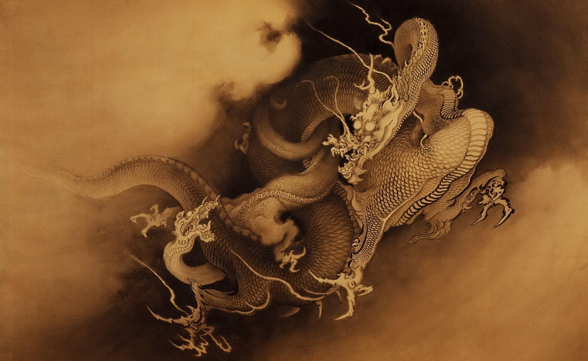 95143 Hintergrundbild herunterladen Fantasie, Dragons, Fangzähne, Zähne, Plexus, Schlacht - Bildschirmschoner und Bilder kostenlos