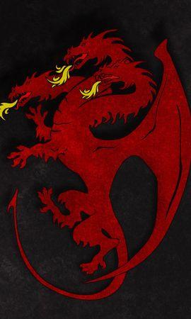 18166 скачать обои Фэнтези, Фон, Логотипы, Игра Престолов (Game Of Thrones) - заставки и картинки бесплатно