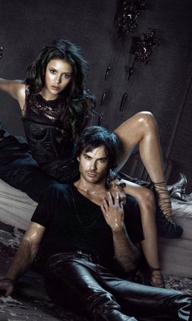 41906 download wallpaper Cinema, People, Vampire Diaries screensavers and pictures for free