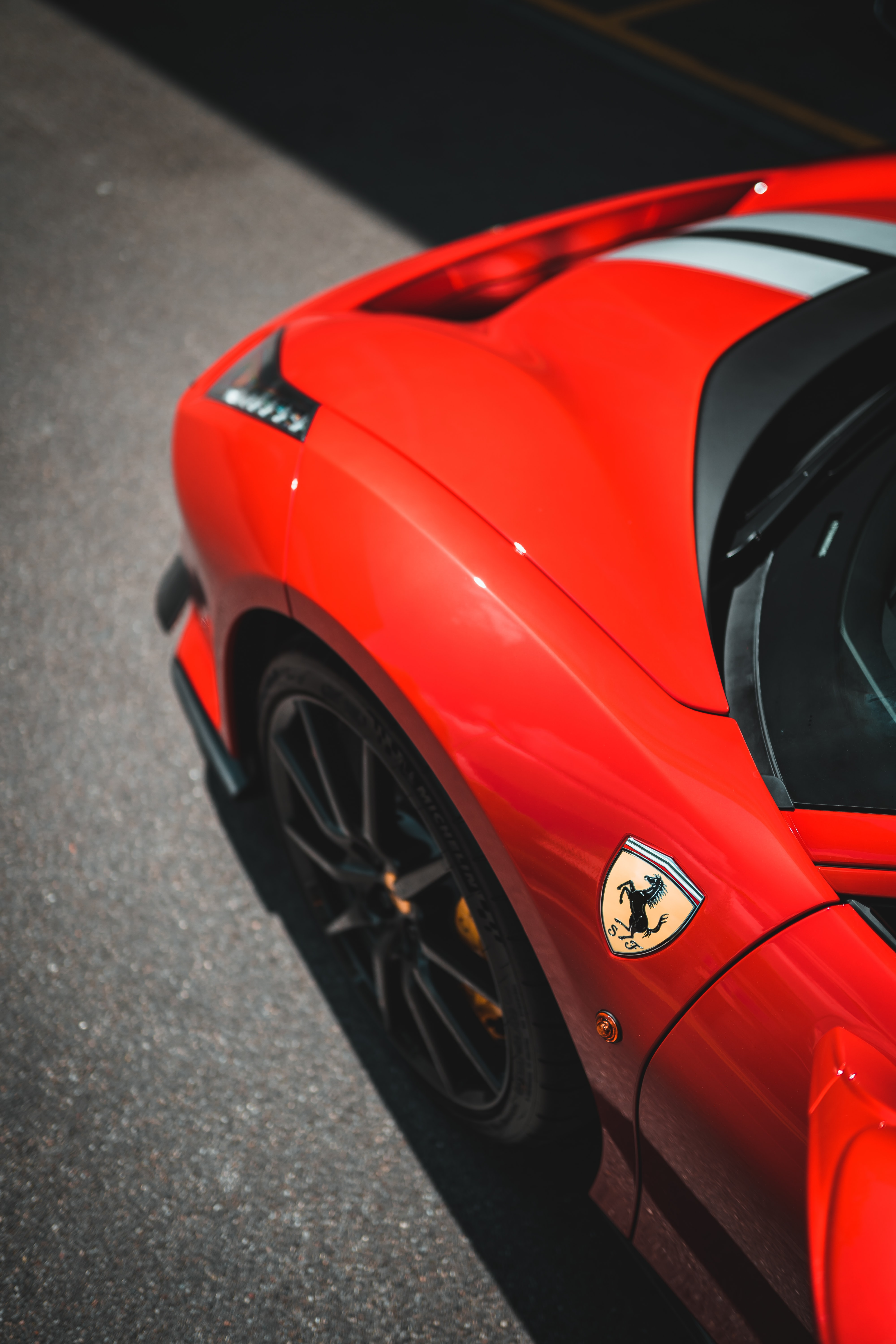 56280 download wallpaper Sports, Ferrari, Cars, Car, Sports Car screensavers and pictures for free