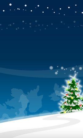 34602 скачать обои Праздники, Фон, Новый Год (New Year) - заставки и картинки бесплатно