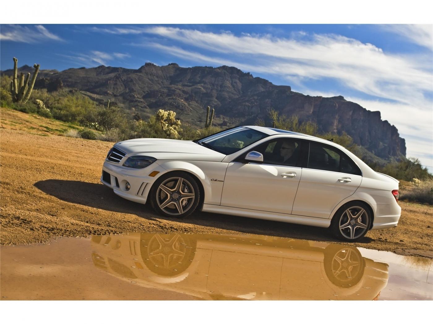 49953 скачать обои Транспорт, Пейзаж, Машины, Мерседес (Mercedes) - заставки и картинки бесплатно