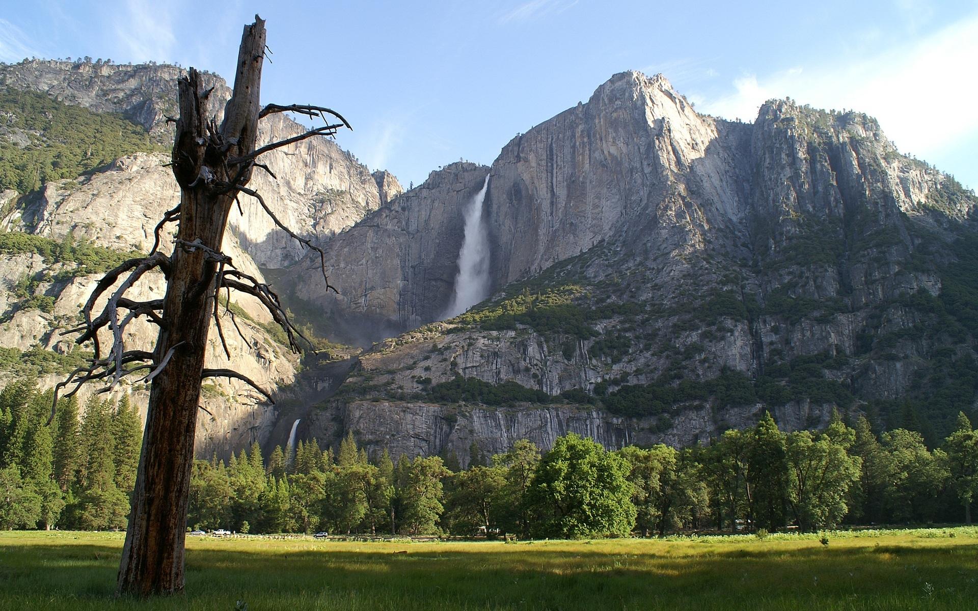 38869 скачать обои Пейзаж, Горы, Водопады - заставки и картинки бесплатно