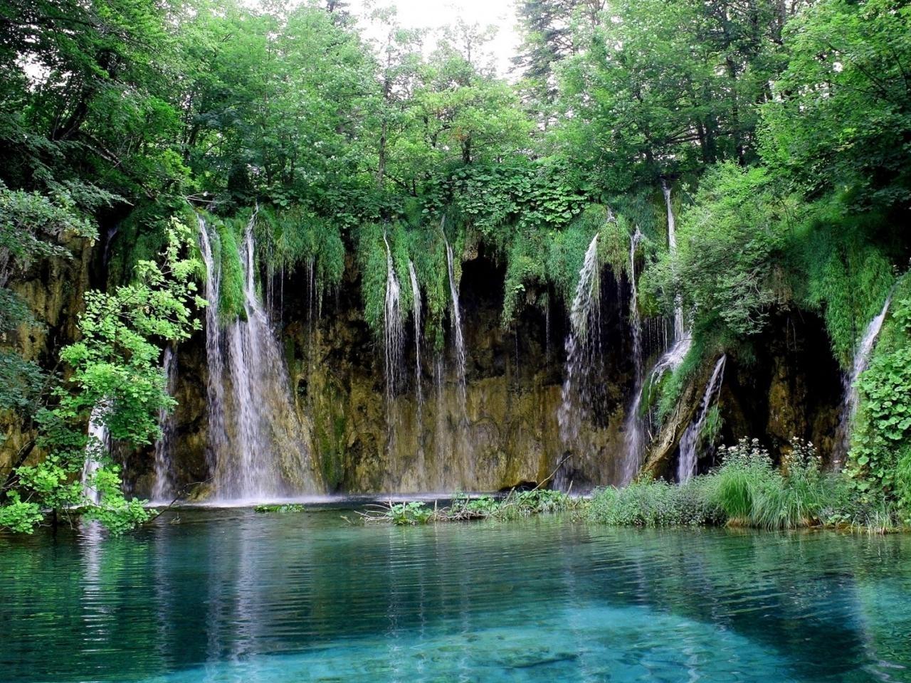 39399 скачать обои Пейзаж, Водопады - заставки и картинки бесплатно