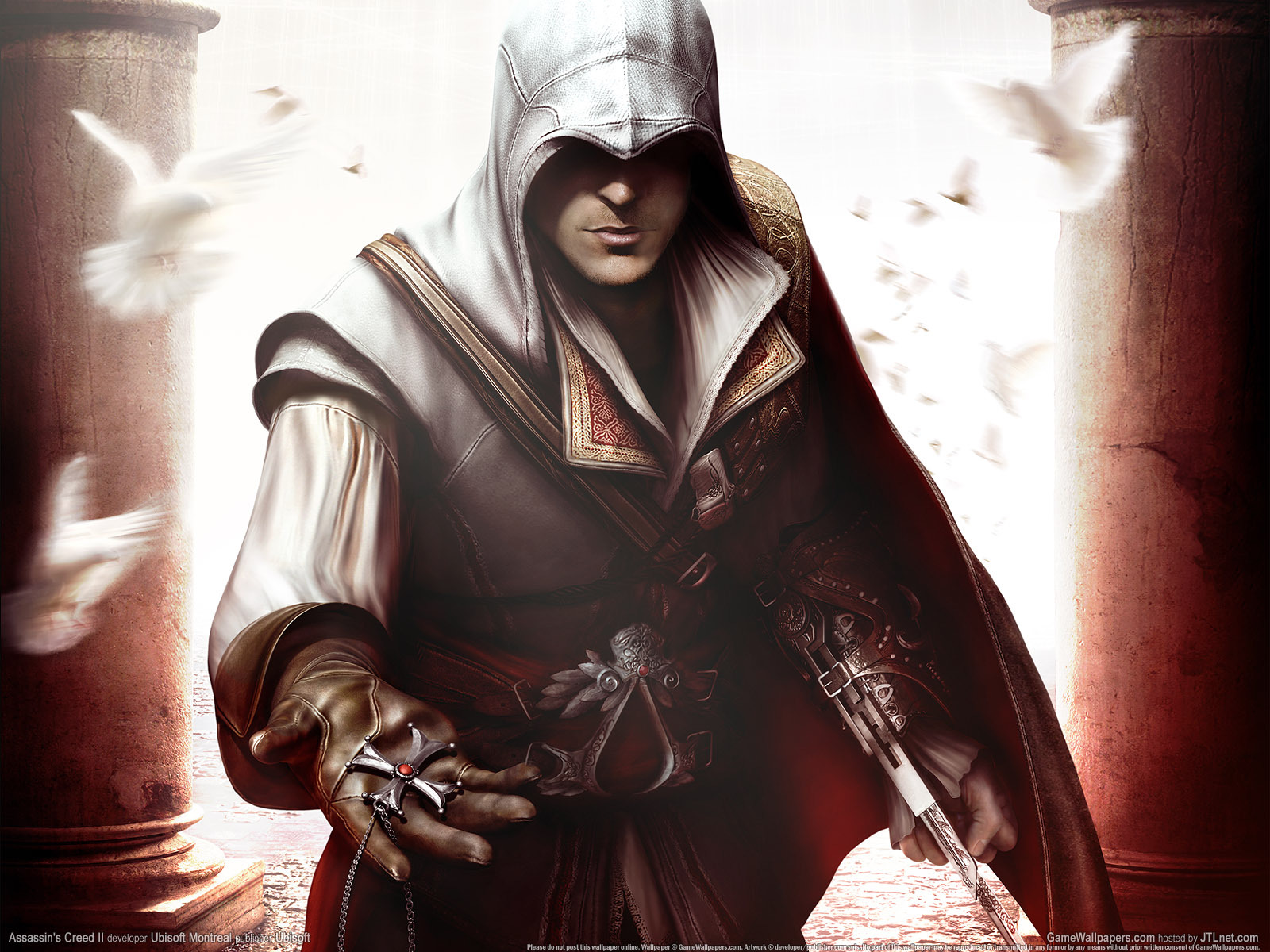 8677 download wallpaper Men, Games, Assassin's Creed screensavers and pictures for free