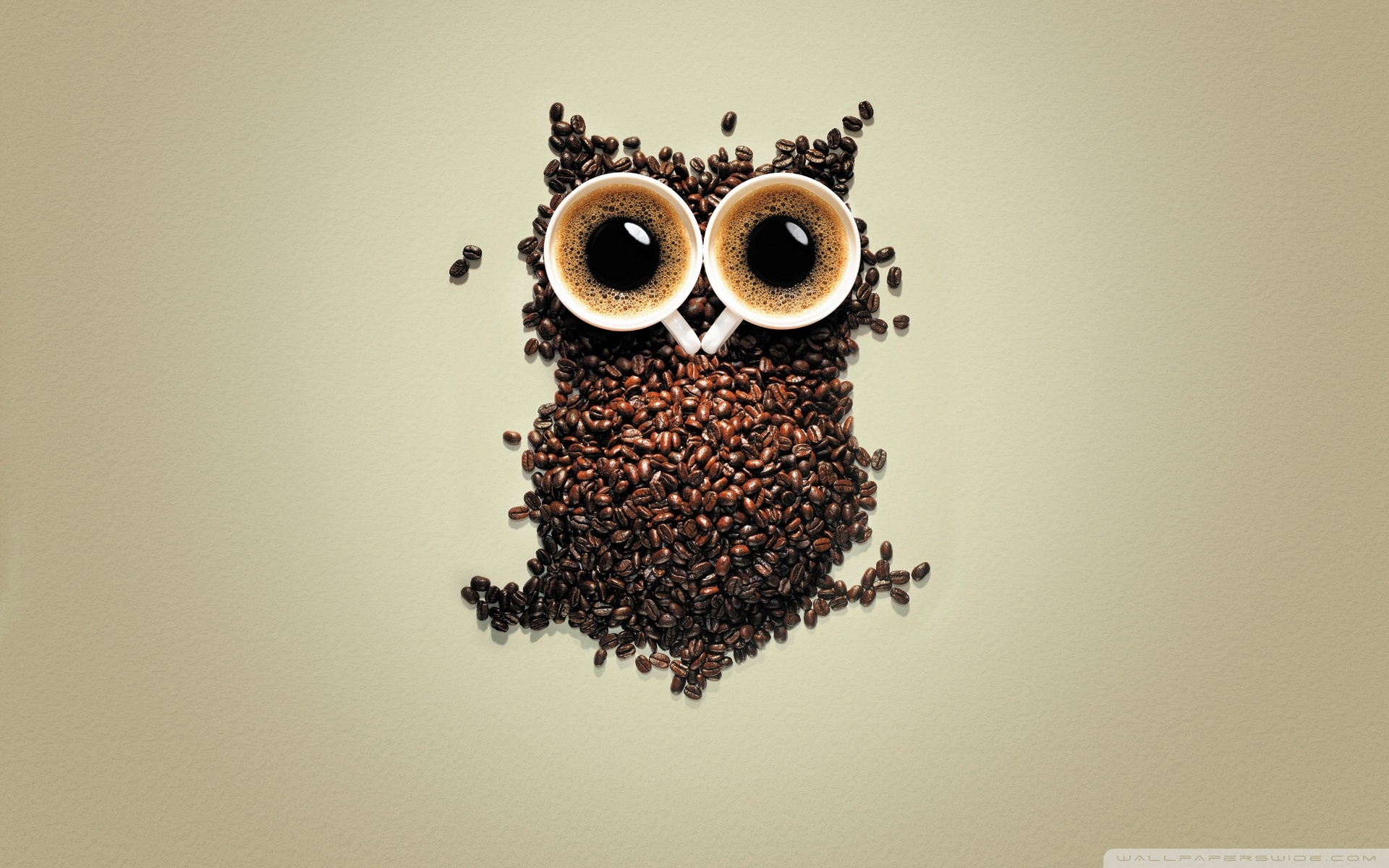 Download mobile wallpaper Coffee, Food, Drinks, Funny for free.