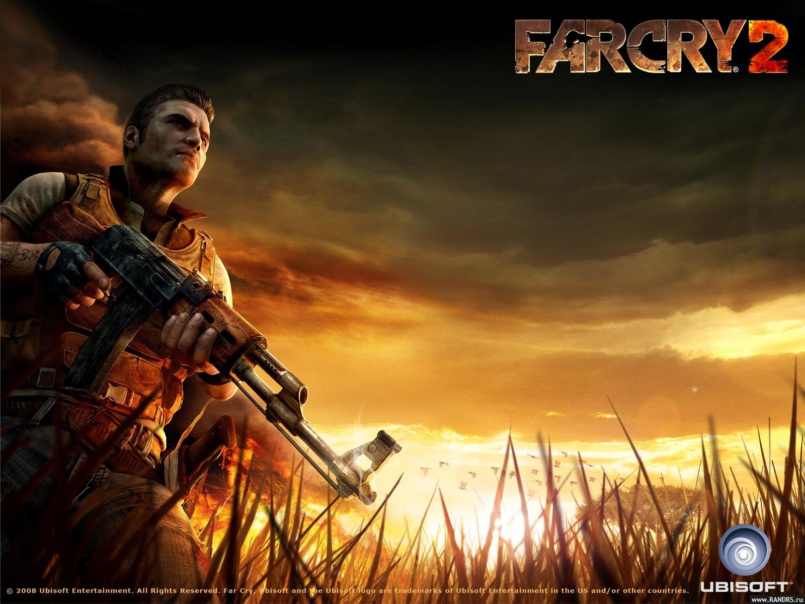 11432 скачать обои Игры, Люди, Мужчины, Far Cry 2 - заставки и картинки бесплатно