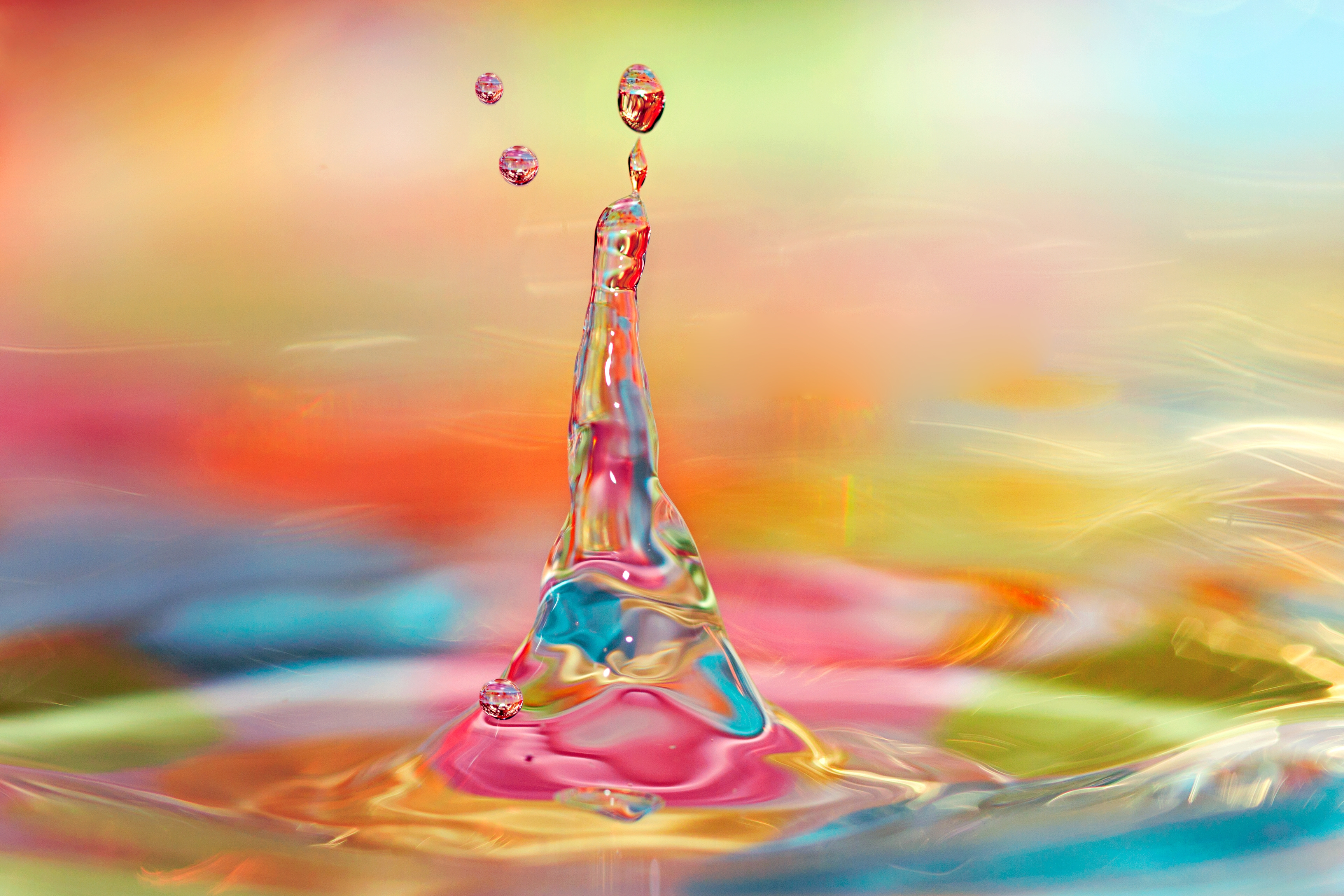 141511 download wallpaper Abstract, Drop, Water, Liquid, Spray, Splash screensavers and pictures for free