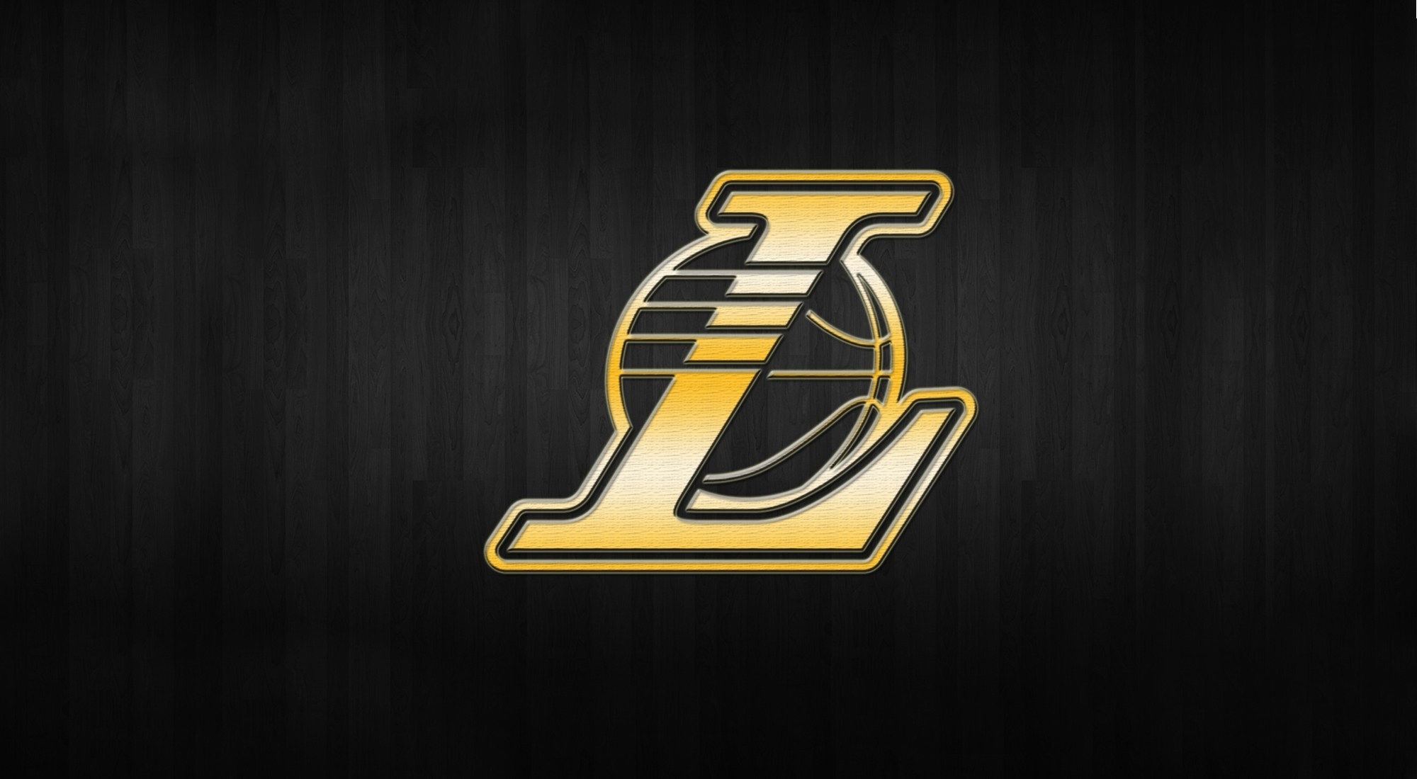 110253 скачать обои Спорт, Los Angeles, Lakers, Нба, Логотип, Фон, Золото - заставки и картинки бесплатно