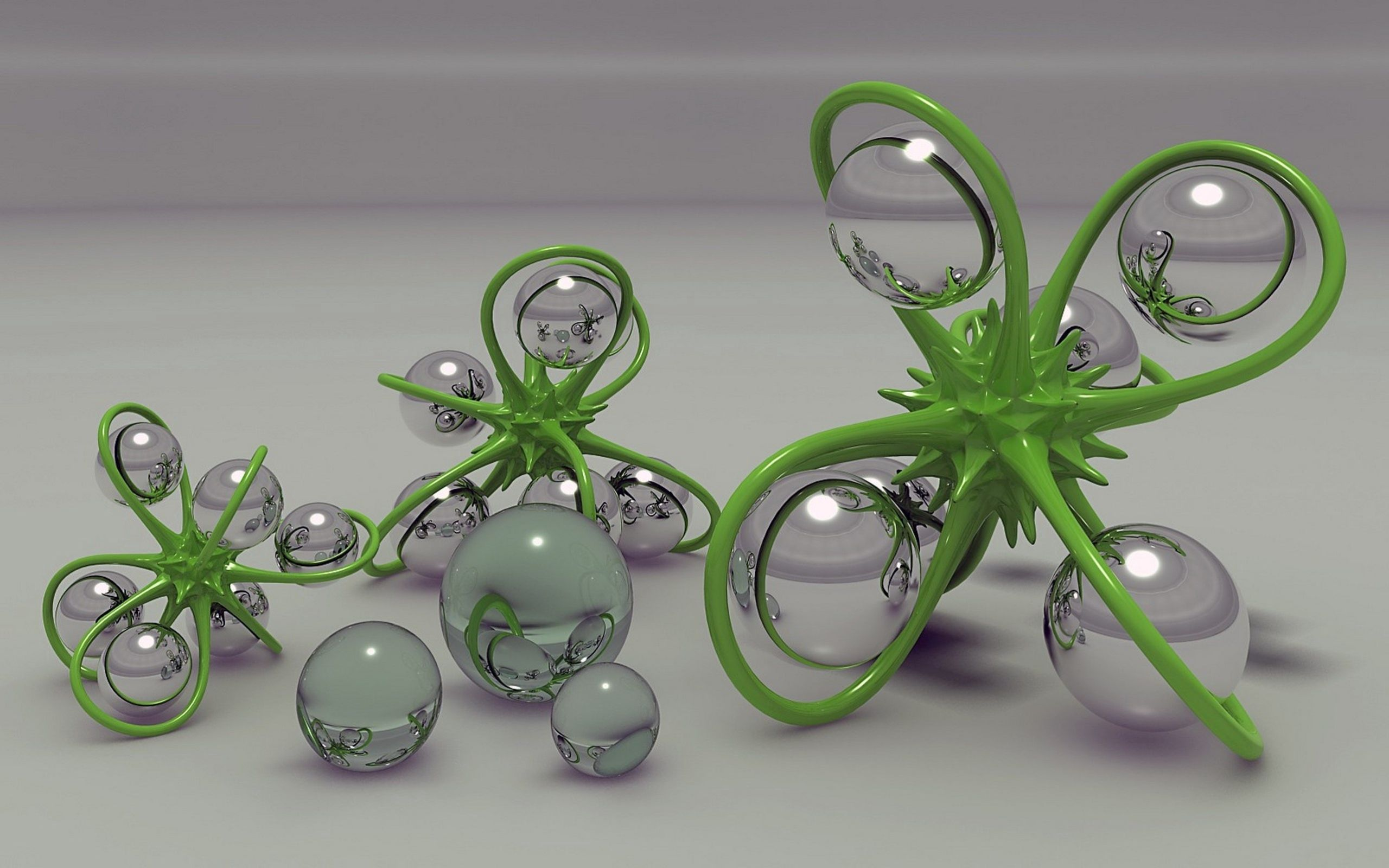 143148 Screensavers and Wallpapers 3D for phone. Download 3D, Digital Art, Balls, Figurines, Figures, Glass pictures for free