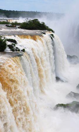 20446 скачать обои Пейзаж, Река, Водопады - заставки и картинки бесплатно