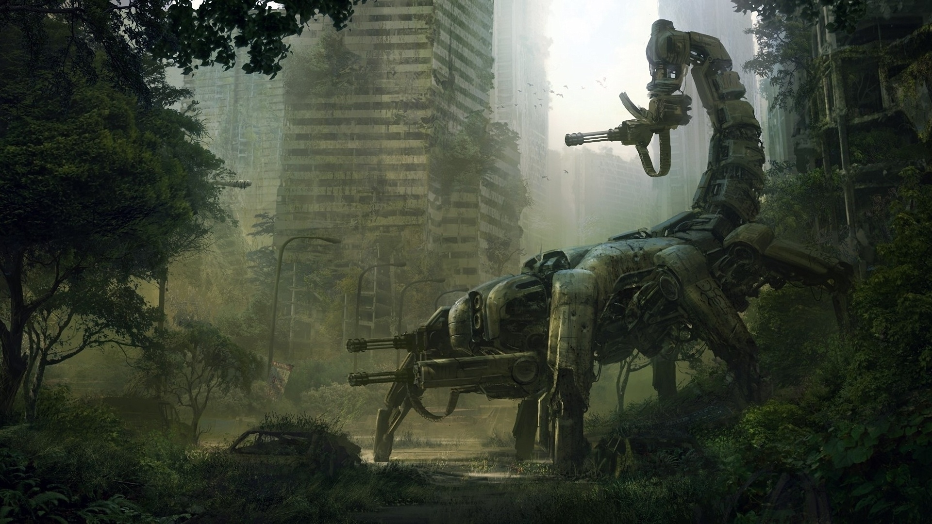 35030 Screensavers and Wallpapers Robots for phone. Download Fantasy, Robots pictures for free