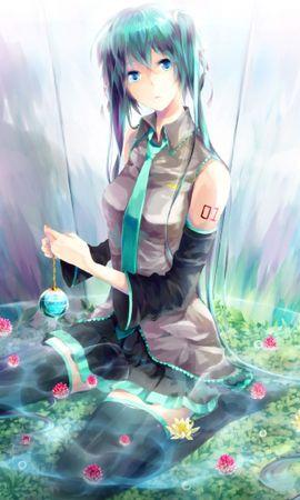 40435 baixar papel de parede Anime, Meninas, Vocaloids - protetores de tela e imagens gratuitamente